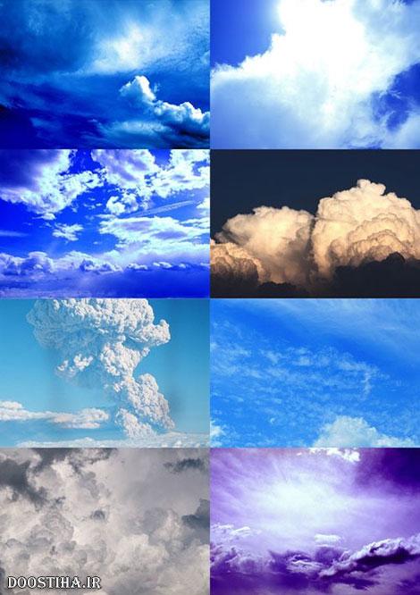 دانلود والپیپر ابرهای آسمان Clouds Wallpapers