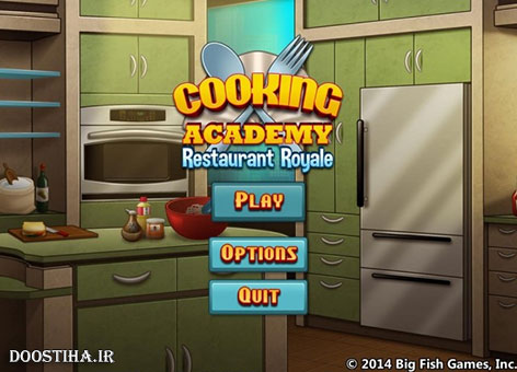 Cooking Academy 4 Restaurant Royale FINAL