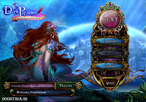 Dark Parables 8: The Little Mermaid and the Purple Tide Collector's Edition