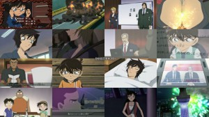 Detective Conan - The Sniper from Another Dimension 2014