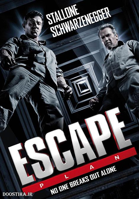 دانلود فیلم نقشه فرار با دوبله فارسی Escape Plan 2013