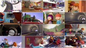دانلود کارتون منجمد در زمان Frozen in Time 2014