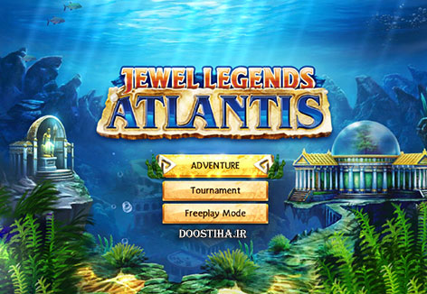 Jewel Legends 2: Atlantis Final