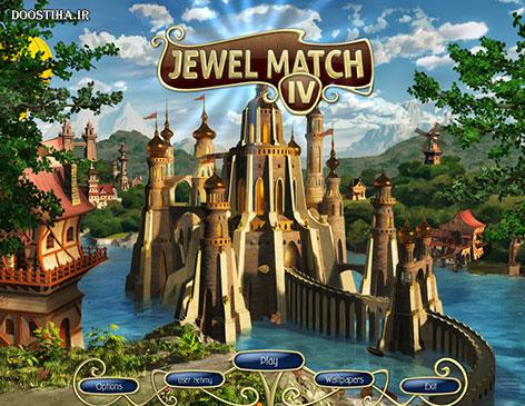 دانلود بازی پازل جواهرات Jewel Match 4 Final