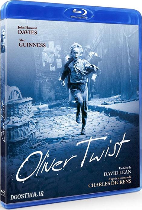 دانلود رایگان فیلم الیور توئیست با دوبله فارسی Oliver Twist 1948