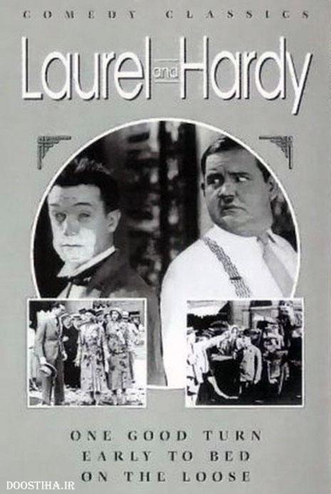 دانلود رایگان فیلم کمدی در حال سستی با کیفیت عالی On The Loose 1931