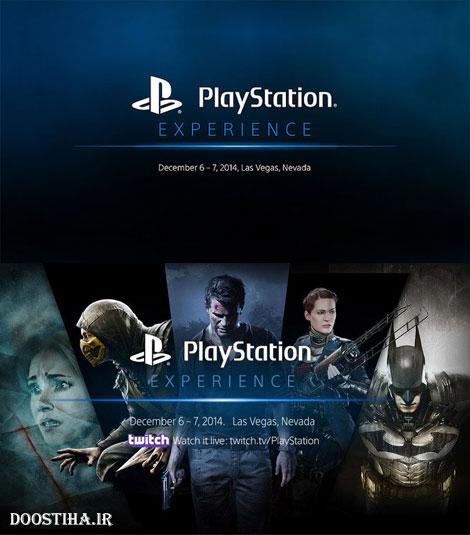 دانلود مراسم بیست سالگی پلی استیشن PlayStation Experience 2014