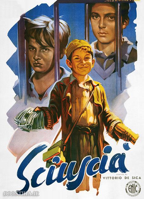 دانلود فیلم واکسی با دوبله فارسی Sciuscia 1946