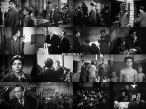 دانلود دوبله فارسی فیلم بچه های واکسی Shoeshine 1946