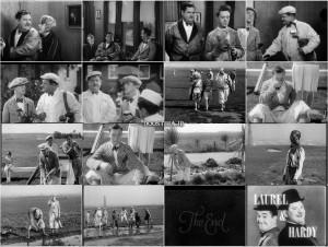 دانلود فیلم لورل و هاردی Should Married Men Go Home 1928