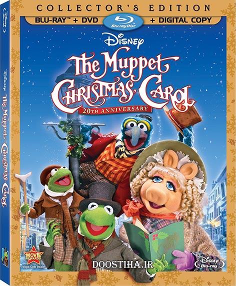 دانلود فیلم سرود کریسمس به روایت ماپتها The Muppet Christmas Carol 1992