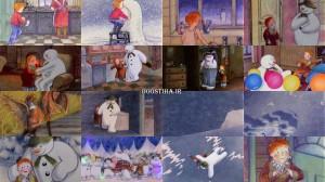انیمیشن کوتاه The Snowman 1982