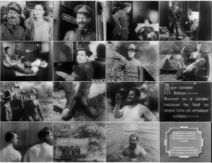 دانلود فیلم لورل و هاردی With Love and Hisses 1927