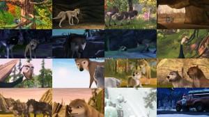دانلود دوبله فارسی انیمیشن Alpha and Omega 2: A Howl-iday Adventure 2013