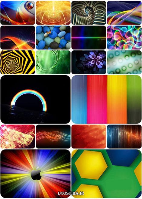 والپیپرهای انتزاعی و زیبا Abstract Wallpapers HD