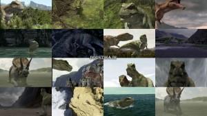 دانلود فیلم مستند پادشاهی دایناسورها Dino King 2012