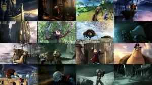 دانلود دوبله فارسی انیمیشن Dragon Hunters 2008