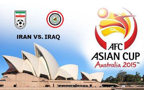 دانلود مسابقه فوتبال ایران و عراق در جام ملتهای آسیا 2015