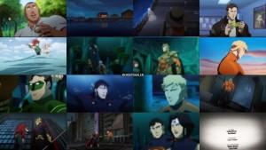 دانلود انیمیشن Justice League: Throne of Atlantis 2015