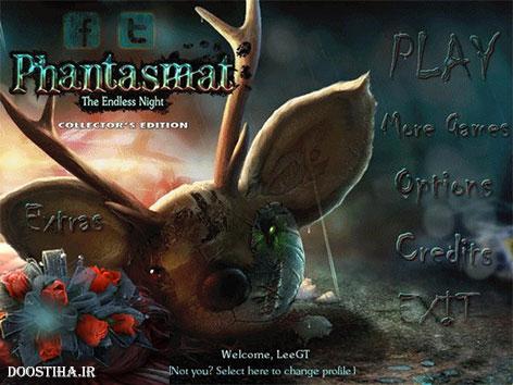 Phantasmat 3: The Endless Night Collector's Edition