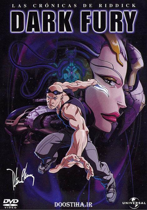 دانلود انیمیشن The Chronicles of Riddick: Dark Fury 2004