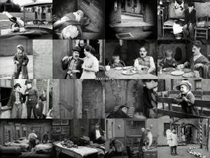 دانلود چارلی چاپلین به نام پسر بچه The Kid 1921