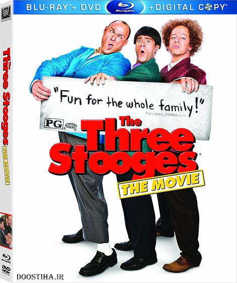 دانلود فیلم سه کله پوک با دوبله فارسی The Three Stooges 2012