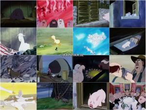 دانلود انیمیشن قلعه حیوانات Animal Farm 1954