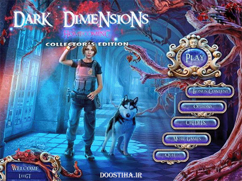 Dark Dimensions 5: Homecoming Collector's Edition