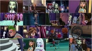 دانلود انیمیشن Monster High: Ghouls Rule! 2012