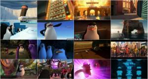 دانلود دوبله فارسی گلوری انیمیشن پنگوئن های ماداگاسکار Penguins of Madagascar 2014