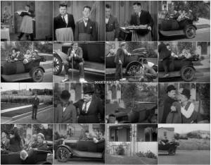 دانلود دوبله فارسی فیلم لورل و هاردی Perfect Day 1929