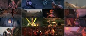 دانلود انیمیشن رونال بربر Ronal the Barbarian 2011