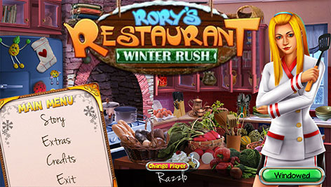 Rory's Restaurant 2: Winter Rush Final