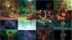 دانلود انیمیشن تینکر بل و افسانه دیو Tinker Bell and the Legend of the NeverBeast
