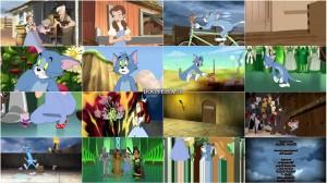 دانلود دوبله فارسی انیمیشن Tom and Jerry and The Wizard of Oz 2011