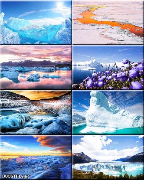 Wallpapers Beautiful Icebergs