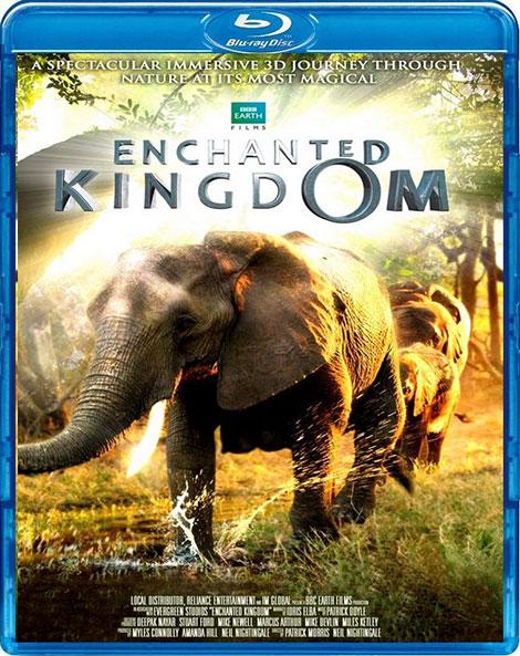 دانلود مستند قلمرو محسور شده Enchanted Kingdom 2014