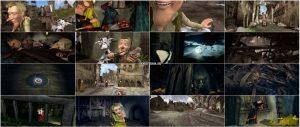 دانلود انیمیشن ماجرای بزی با دوبله فارسی Goat Story 2008
