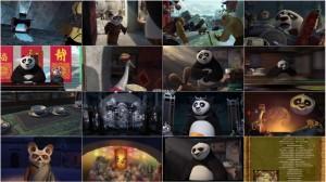دانلود دوبله فارسی انیمیشن Kung Fu Panda Holiday 2010
