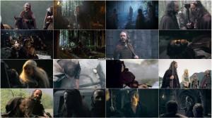 دانلود دوبله فارسی فیلم Merlin and the Book of Beasts 2009