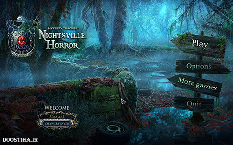 Mystery Trackers 8: Nightsville Horror Collector's Edition