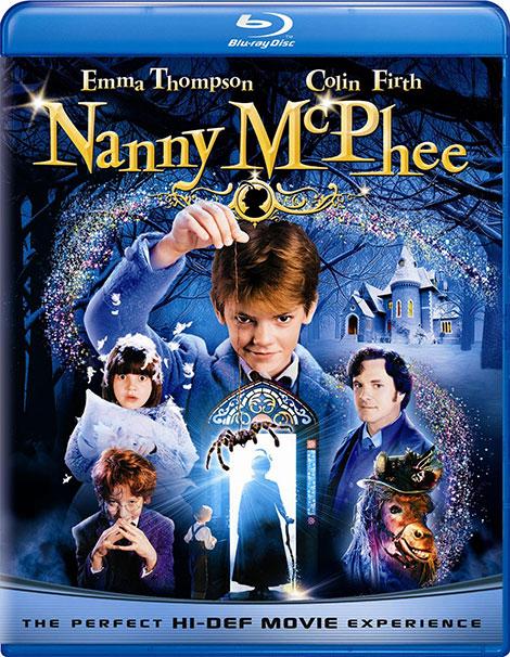 دانلود رایگان فیلم نانی مکفی با دوبله فارسی Nanny McPhee 2005