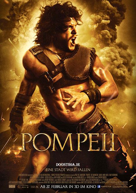 دانلود فیلم پمپی با دوبله فارسی Pompeii 2014