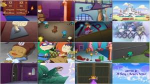 دانلود دوبله گلوری کارتون هفت فسقلی Rugrats Snow White 2005