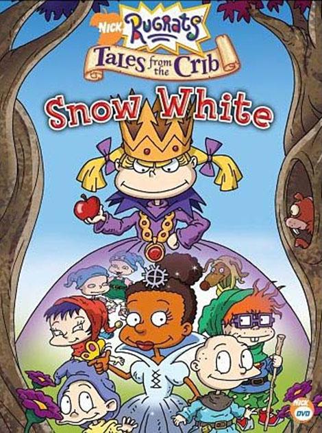 دانلود انیمیشن هفت فسقلی با دوبله فارسی Rugrats Snow White