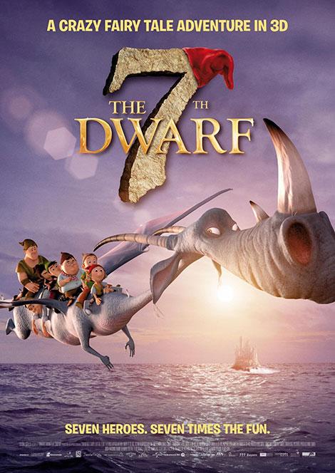 دانلود انیمیشن هفتمین کوتوله The 7th Dwarf 2014