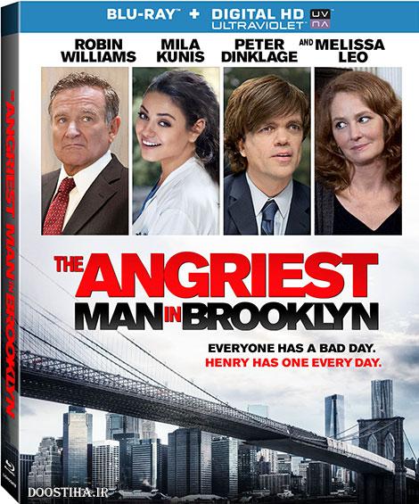 دانلود دوبله فارسی فیلم The Angriest Man in Brooklyn 2014