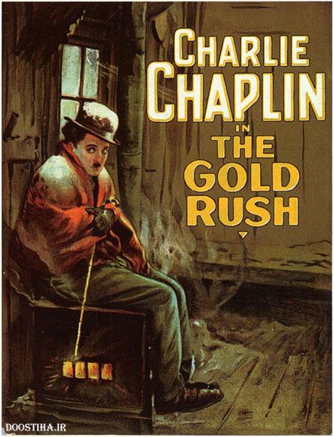 دانلود فیلم جویندگان طلا با دوبله فارسی The Gold Rush 1925