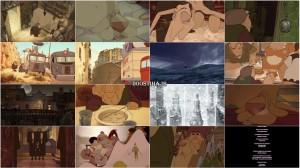 دانلود انیمیشن سه قلوهای بلویل The Triplets of Belleville 2003